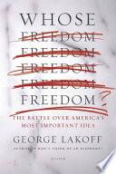 Whose Freedom