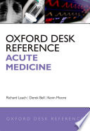 Oxford Desk Reference Acute Medicine