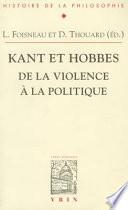 illustration du livre De la violence à la politique