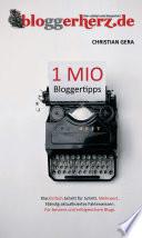 1 MIO Bloggertipps