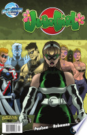 Judo Girl Volume 3 Issue 3