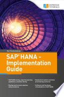 Sap Hana Implementation Guide