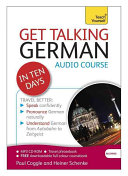 Get Talking German in Ten Days Beginner Audio Course