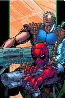 Deadpool   Cable Ultimate Collection