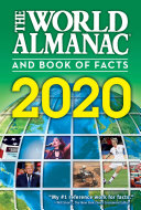 The World Almanac and Book of Facts 2020 Book