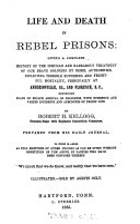 download ebook life and death in rebel prisons pdf epub