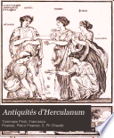 Antiquités d'Herculanum: Peintures