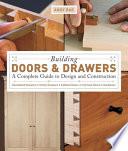 Building Doors   Drawers