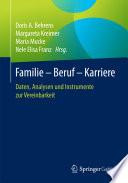 Familie – Beruf – Karriere