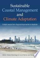 Sustainable Coastal Management and Climate Adaptation