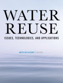 Water Reuse Issues Technologies And Applications