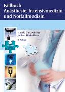 An  sthesie  Intensivmedizin  Notfallmedizin und Schmerztherapie