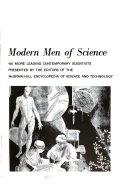 McGraw Hill Modern Men of Science