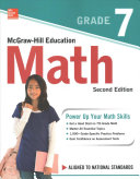Mcgraw Hill Education Math Grade 7 Second Edition