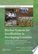 Biochar Systems for Smallholders in Developing Countries