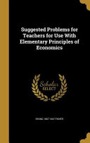 SUGGESTED PROBLEMS FOR TEACHER Culturally Important And Is Part Of The