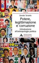 Potere  legittimazione e corruzione  Introduzione all antropologia politica