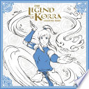 The Legend of Korra Adult Coloring Book