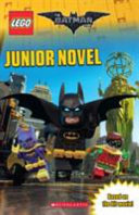 LEGO Batman Movie  Junior Novel