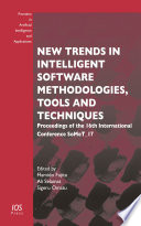 New Trends In Intelligent Software Methodologies Tools And Techniques