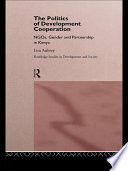 The Politics of Development Co operation