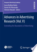Advances in Advertising Research  Vol  V