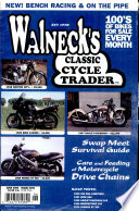 WALNECK'S CLASSIC CYCLE TRADER, JUNE 2000