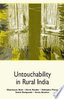 Untouchability in Rural India