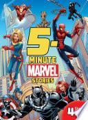 5 Minute Marvel Stories