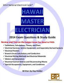 Hawaii 2014 Master Electrician Exam Questions and Study Guide