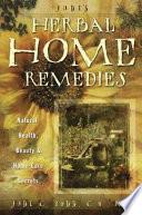 Jude s Herbal Home Remedies