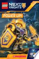 Power Up Lego Nexo Knights Reader
