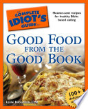The Complete Idiot s Guide to Good Food from the Good Book