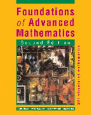 Foundations of Advanced Mathematics