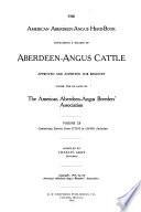American Aberdeen Angus Herd Book