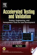 Accelerated Testing And Validation book