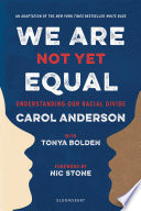 We Are Not Yet Equal Book PDF
