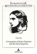 A Comparison of Keats s Hyperion and The Fall of Hyperion