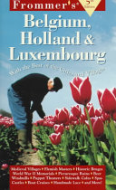 Belgium Holland And Luxembourg