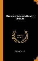History Of Johnson County Indiana