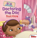 Doc McStuffins Read Along Storybook and CD Doctoring the Doc