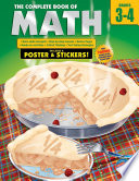 Complete Book of Math  Grades 3   4