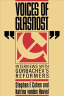 The Voices of Glasnost