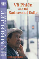 Vo Phien and the Sadness of Exile