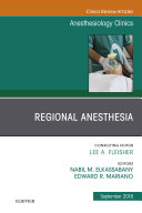 Orthopedics, An Issue of Anesthesiology Clinics E-Book