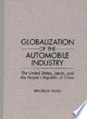 Globalization of the Automobile Industry