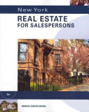 New York Real Estate for Salepersons  5th ed