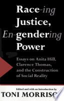 Race ing Justice  En gendering Power