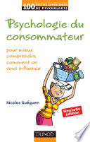 Psychologie du consommateur - 2e éd
