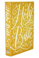 ICB Princess Sparkle Bible, Golden Rose Book Cover